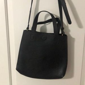 Urban Outfitters black purse